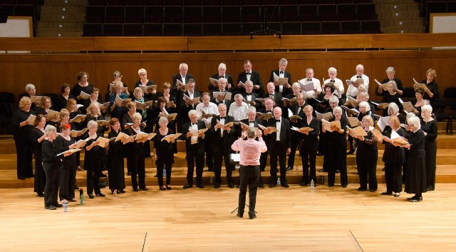 RBS Europa Choir © Run by Singers