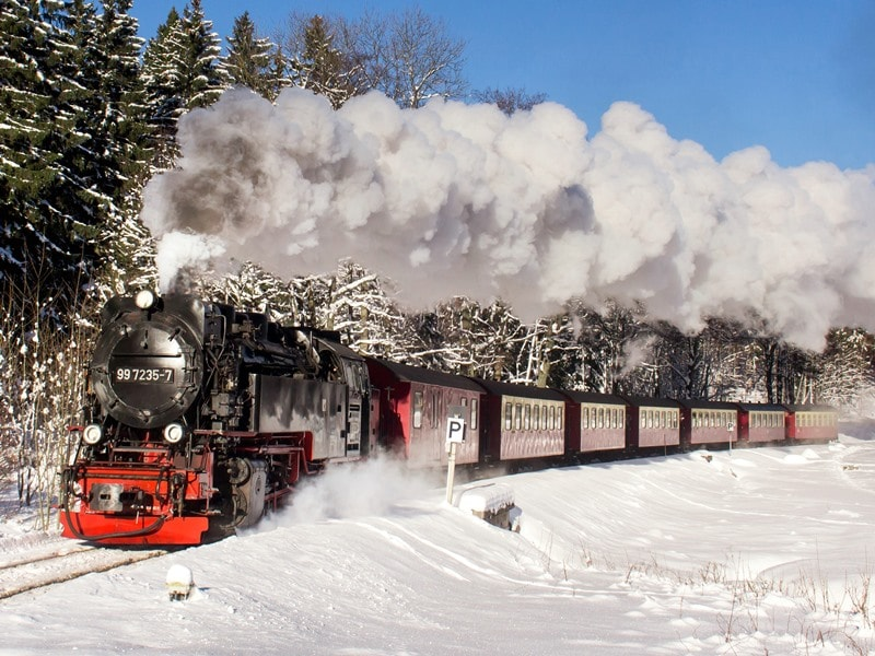Steam Train Tours to Germany - AugustusTours