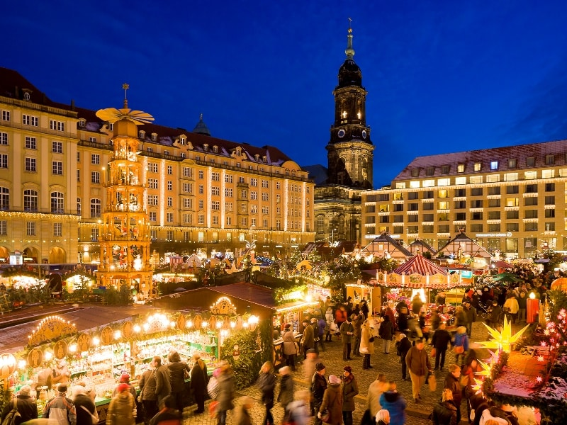 the unique dresden striezelmarkt christmas market a festive market steeped in centuries of tradition