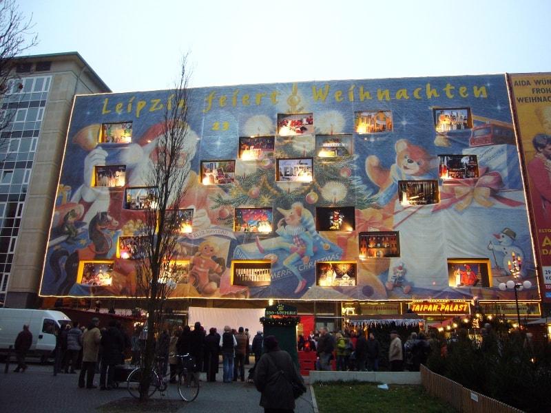 Aida Weihnachtskalender.Christmas Tour Leipzig Festive Tours Group Tours To Germany