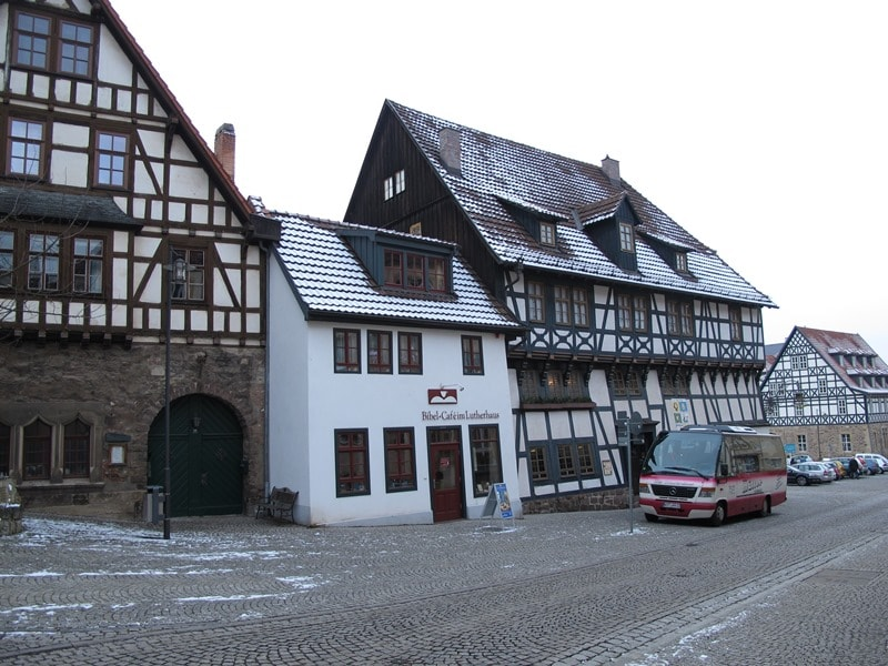 Luther House in Eisenach