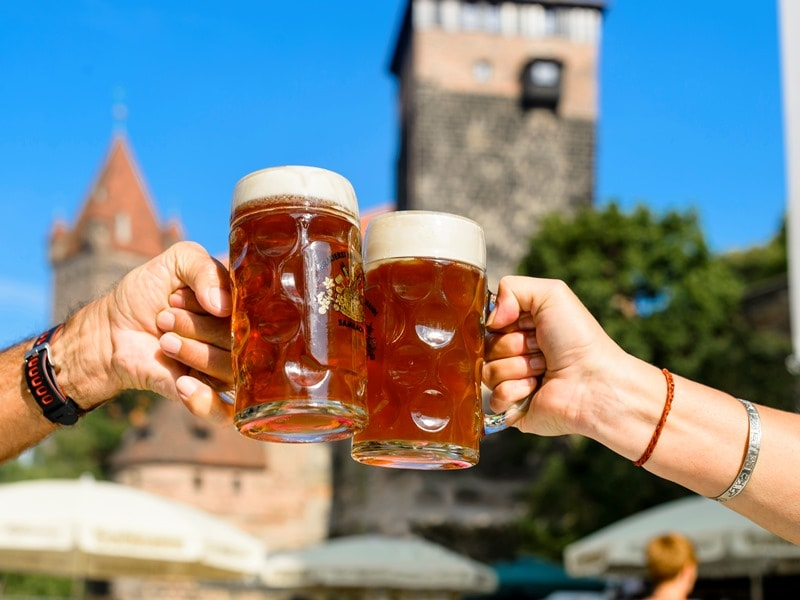 Beer in Nuremberg