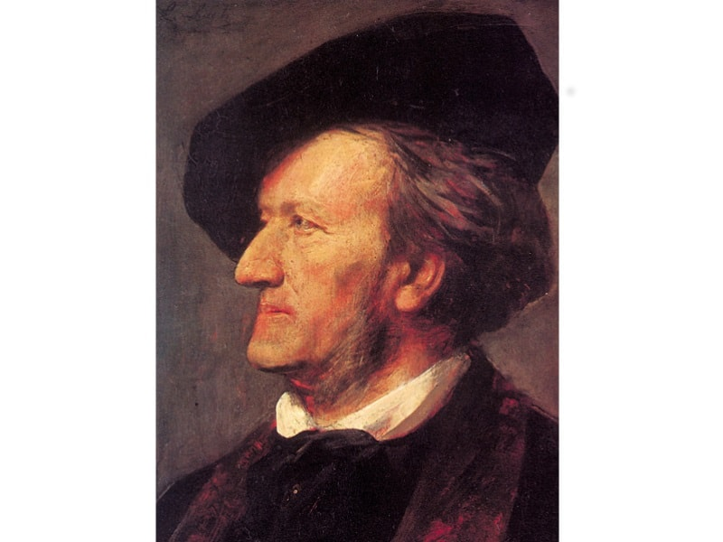 Portrait of Richard Wagner © TV Franken
