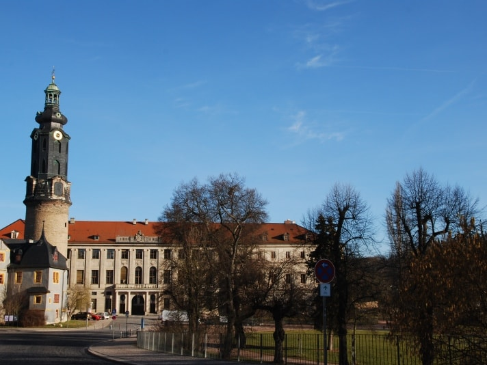 Weimar City Palace © AugustusTours