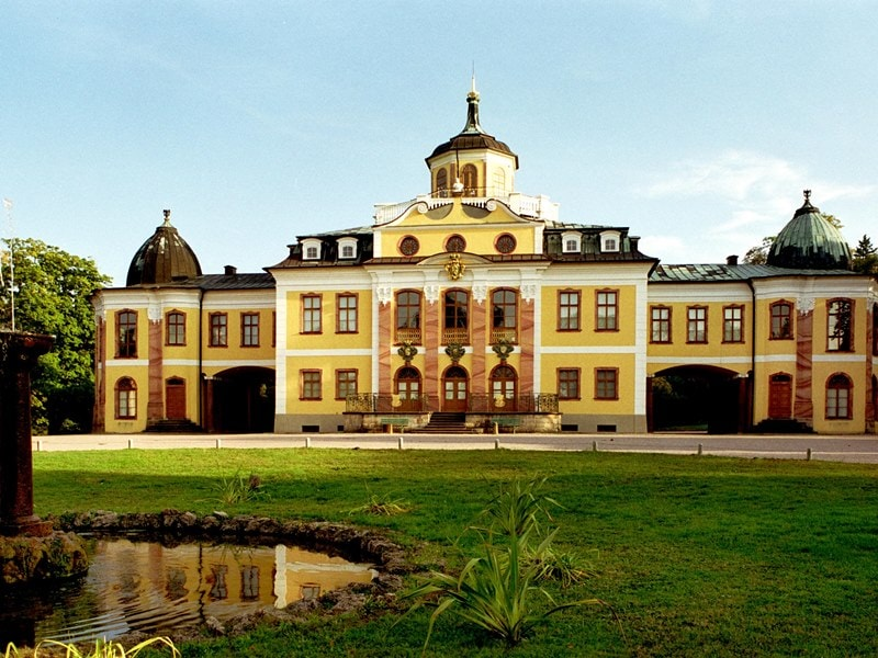 Belvedere Castle - one of the most famous Thuringian castles © Maik Schuck, Weimar GmbH