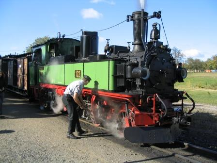 Find out more about our Steam Train Tours