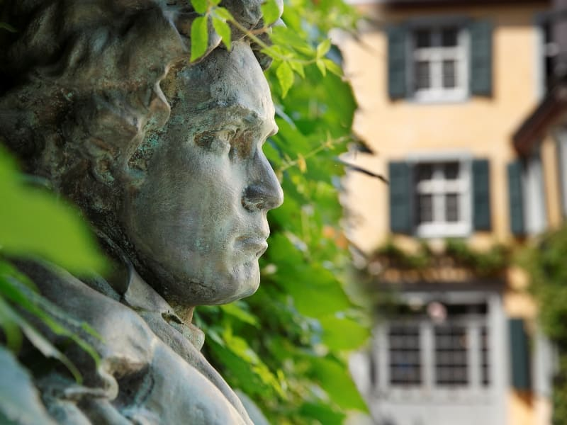 Beethoven as a citizen of Bonn © Sonja Werner