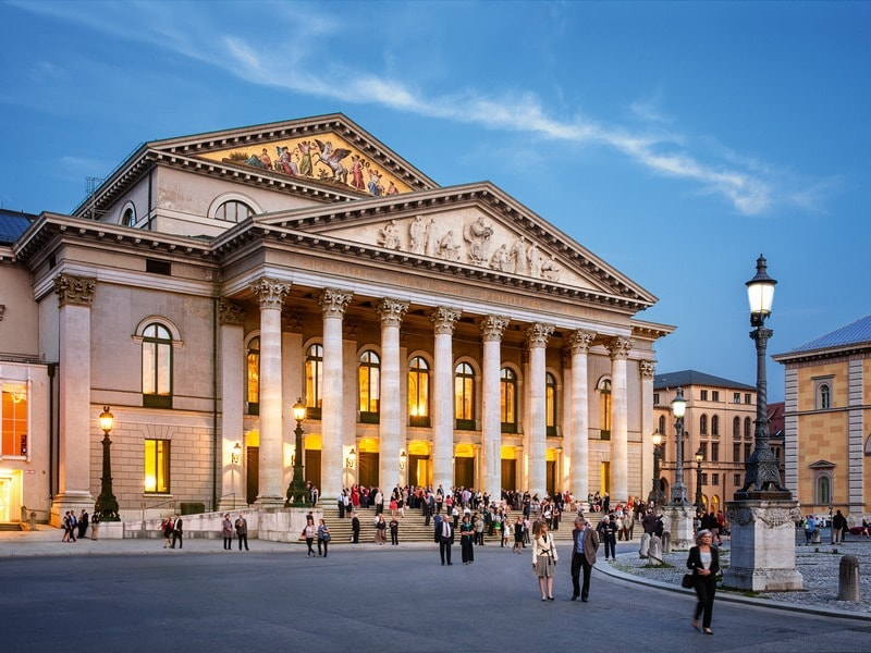Bavarian State Opera National Theatre