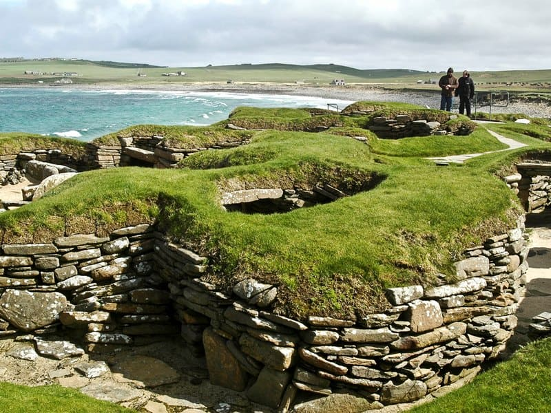 Skara Brae © Wind and Cloud Travel