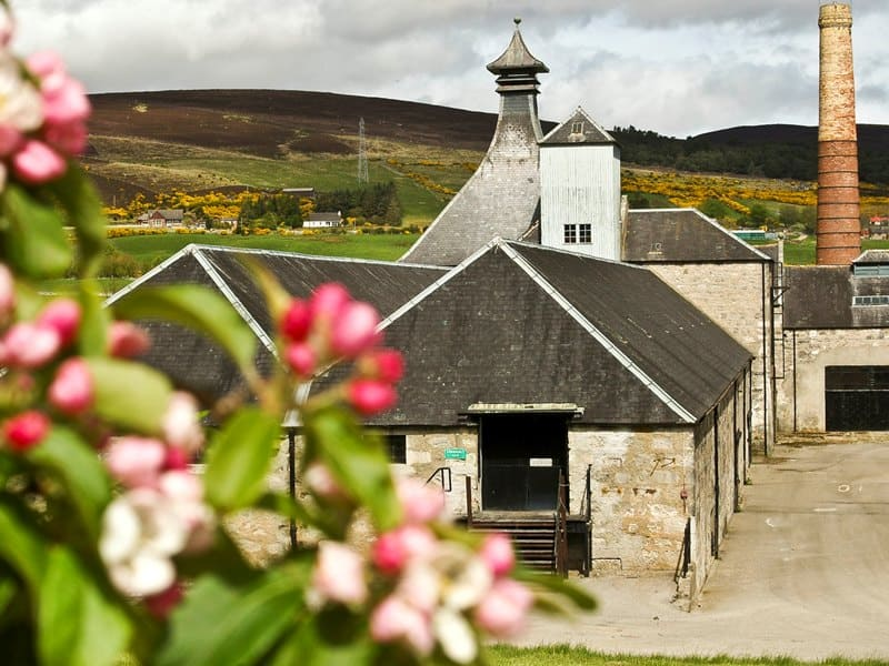 Whiskybrennerei in den Highlands © Wind and Cloud Travel