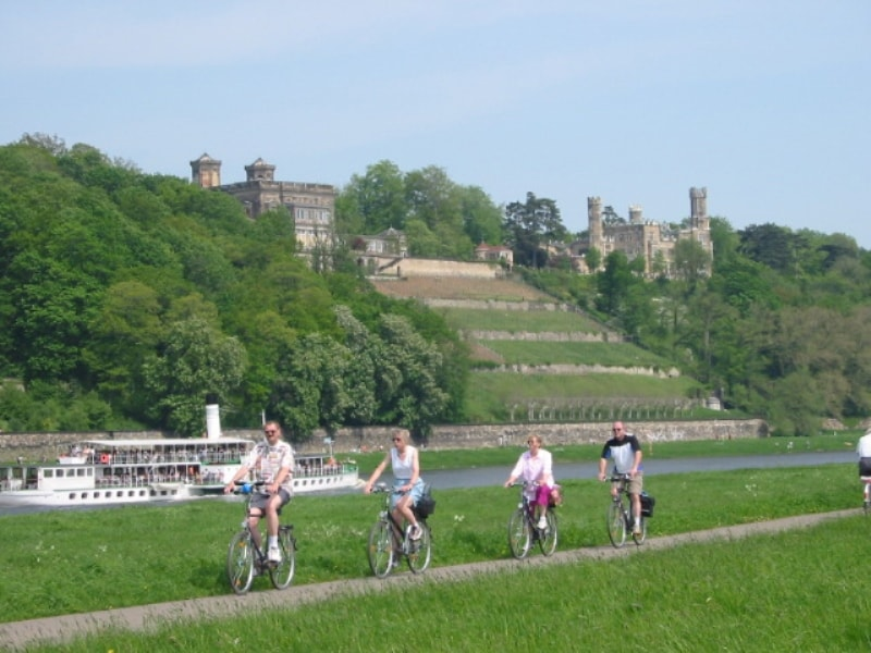 Our regula cycle tour packages can also be booked by group tour