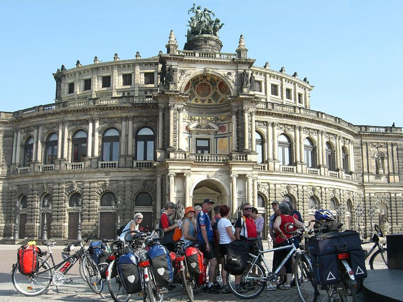 Our cycle tours can also be booked as group tour packages