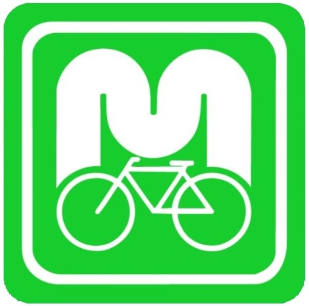 Logo of the Moselle River Cycle Route
