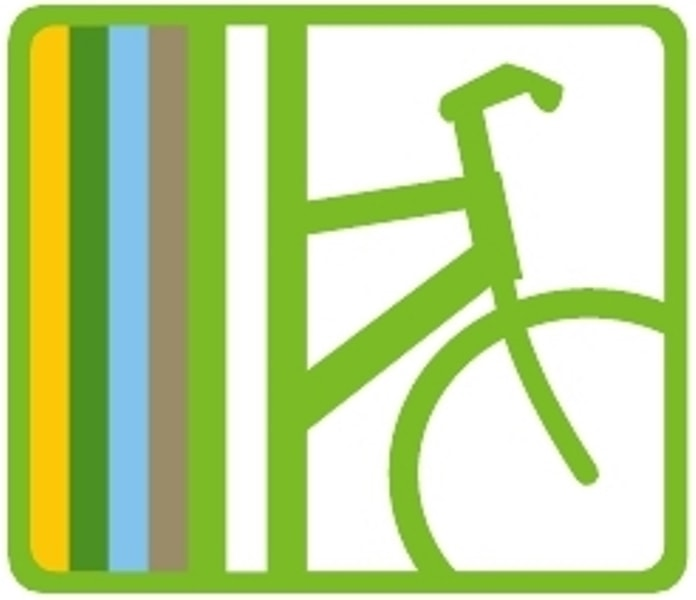 Logo of the cycling region of Münsterland