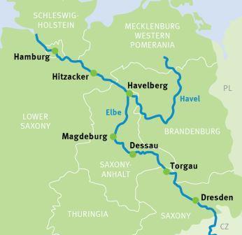 Hamburg Dresden sportive Elbe Cycle Path Cycling Holidays