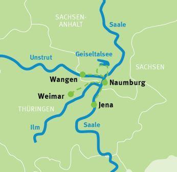 Saale Radweg Karte Pdf.Naumburg Sterntouren 7tage Saaleradweg Radreisen